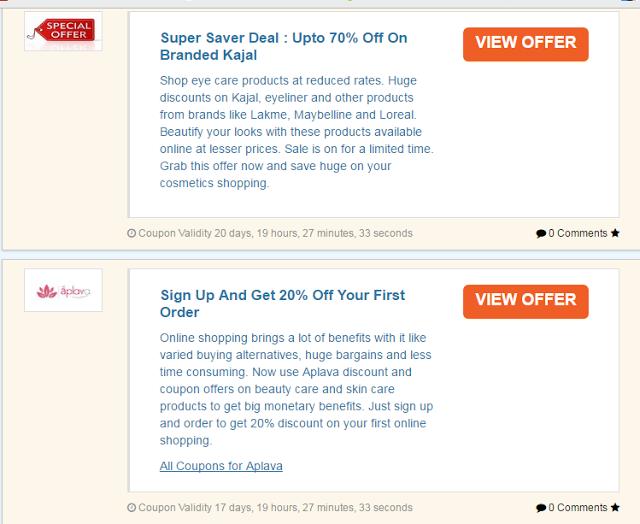 Best online shopping deals blog