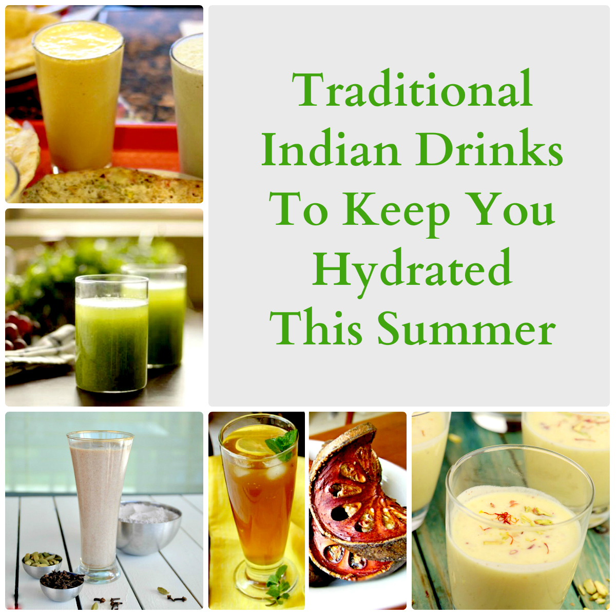 Traditional Indian Drinks To Keep You Hydrated This Summer