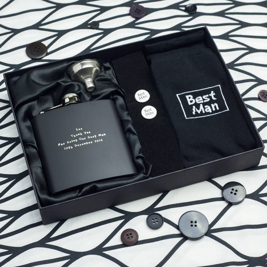 7 unique creative personalized gift ideas for groomsmen for The best gift for men