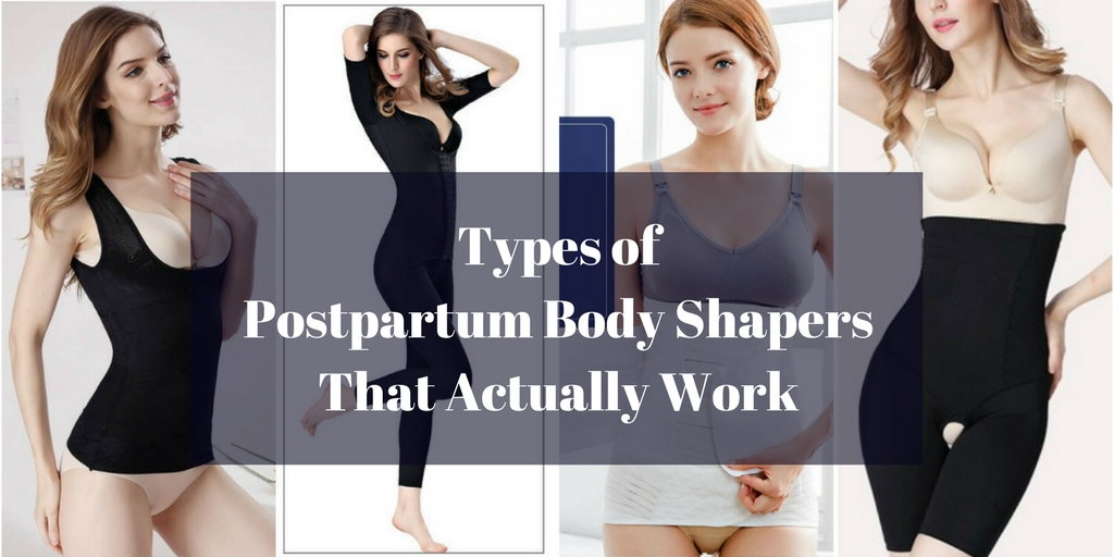 Types of Postpartum Body Shapers That Actually Work ...